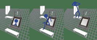 wyjscie-na-dach-klapowy WVM+ 47x57