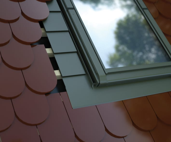 KOLNIERZ-LH LH - for plain tile