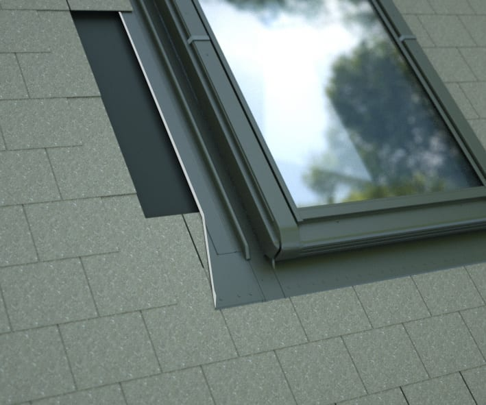 KOLNIERZ-P P - for flat roofing material