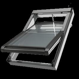 okno dachowe PVC elektryczne IGC2V I22