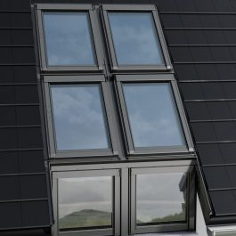 kombi w dachu IKDU