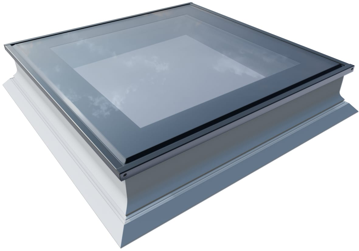 Okno do dachu płaskiego - PGX B1