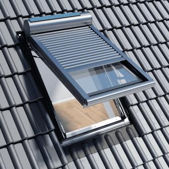 roleta zewnętrzna solarna rzs1